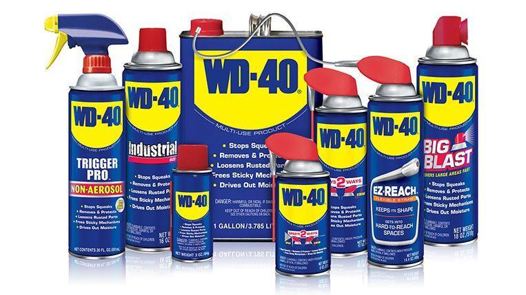 WD-40 Company CEO Gary Ridge discusses the success of his brand, the product's market growth globally and innovation and reveals what WD stands for.