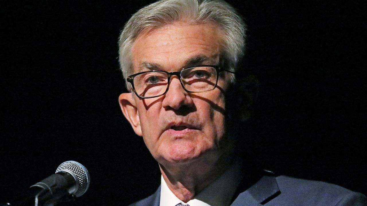 Federal Reserve Chairman discusses why getting 'timely and accurate data' is crucial for the Fed.