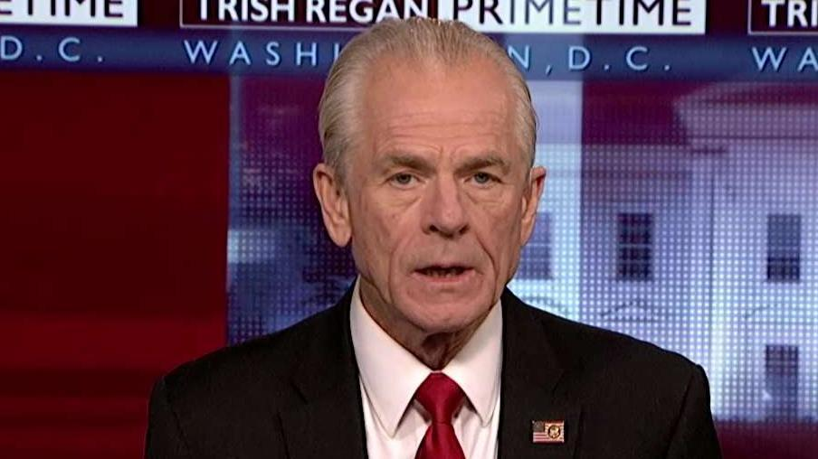 Assistant to the President for Trade Policy Peter Navarro discusses why 'phase one' is a good start with China and why his ability to help broker a General Motors deal is substantial.