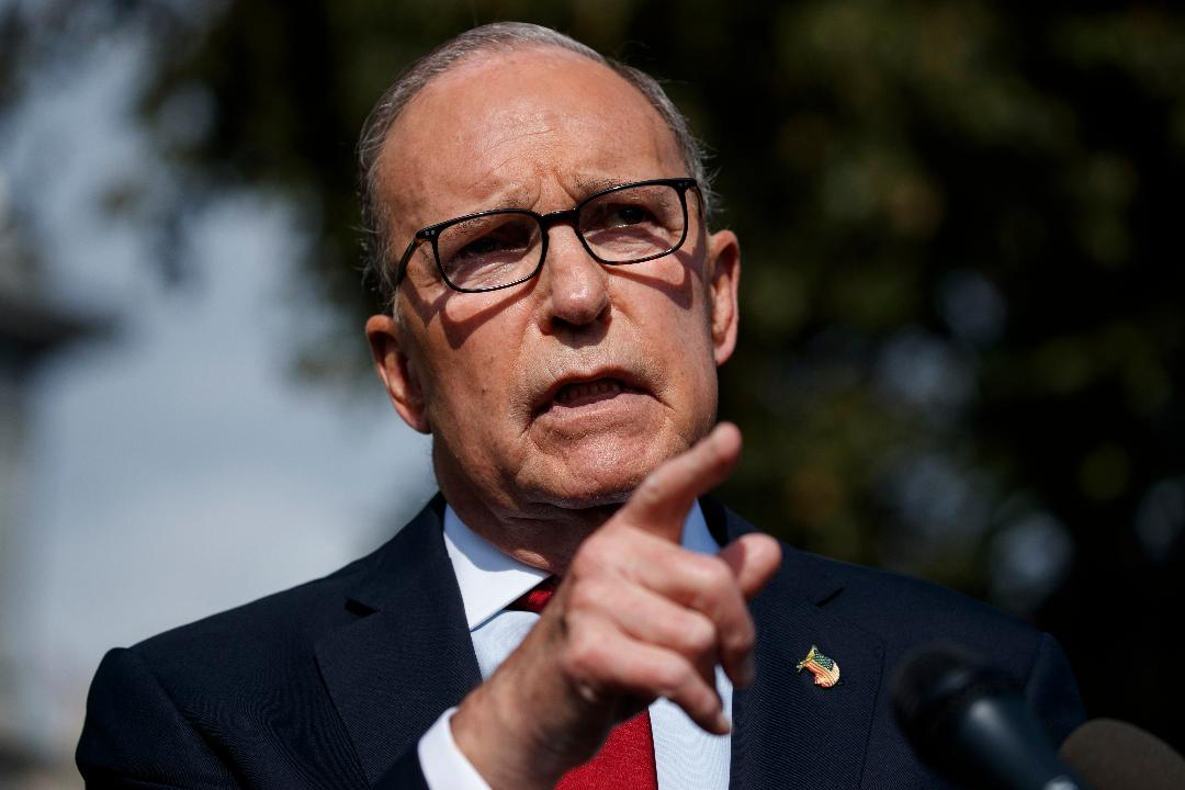 National economic council director Larry Kudlow, in a wide-ranging interview,  discusses China trade talks, Hong Kong protests, the USMCA and his outlook for the U.S. economy.