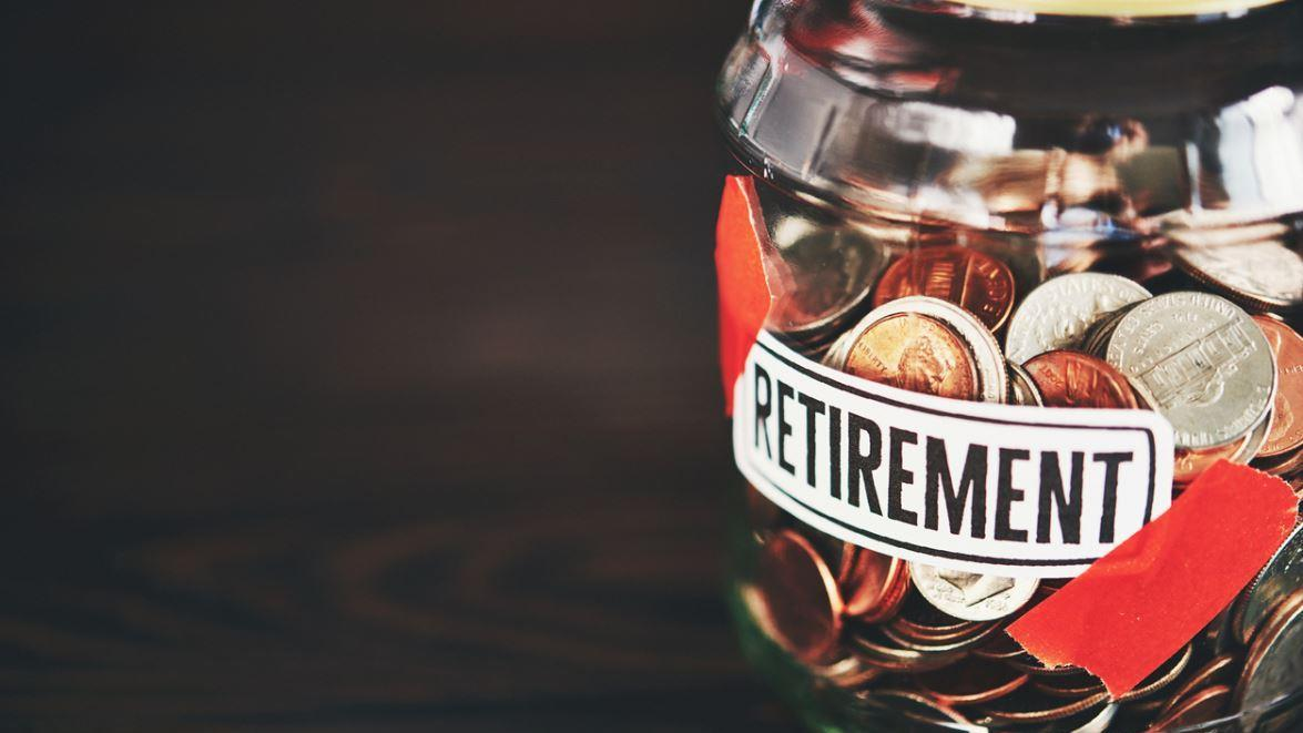 A TD Ameritrade survey finds that most people believe $1 million is enough to retire. FOX Business' Lauren Simonetti with more.