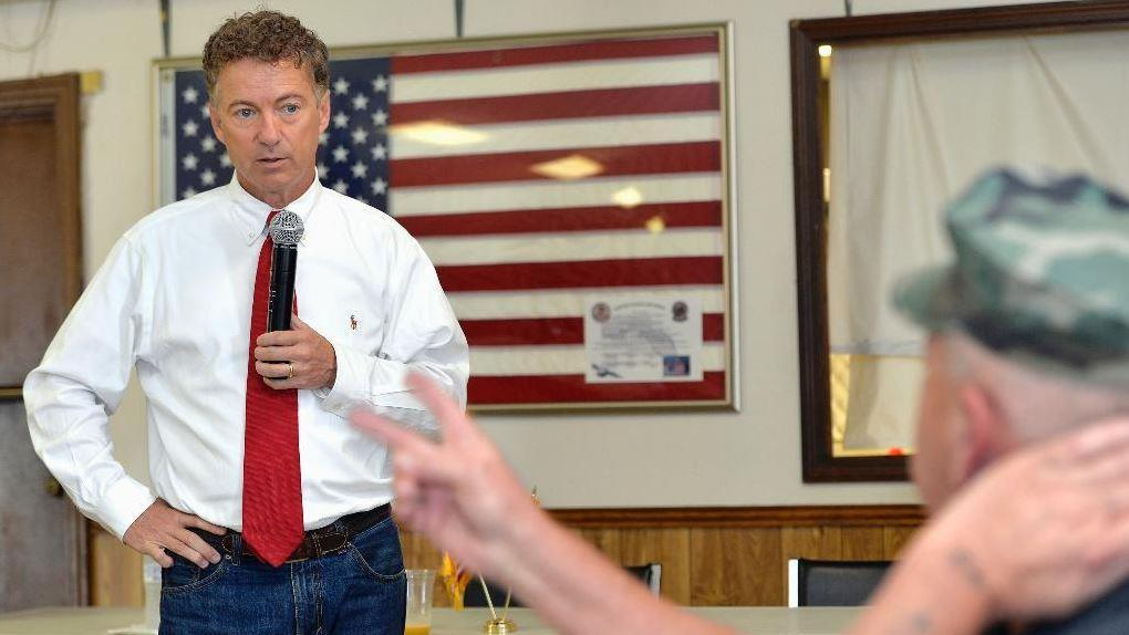 Sen. Rand Paul, R-KY, discusses the authoritarianism inherent in socialism.