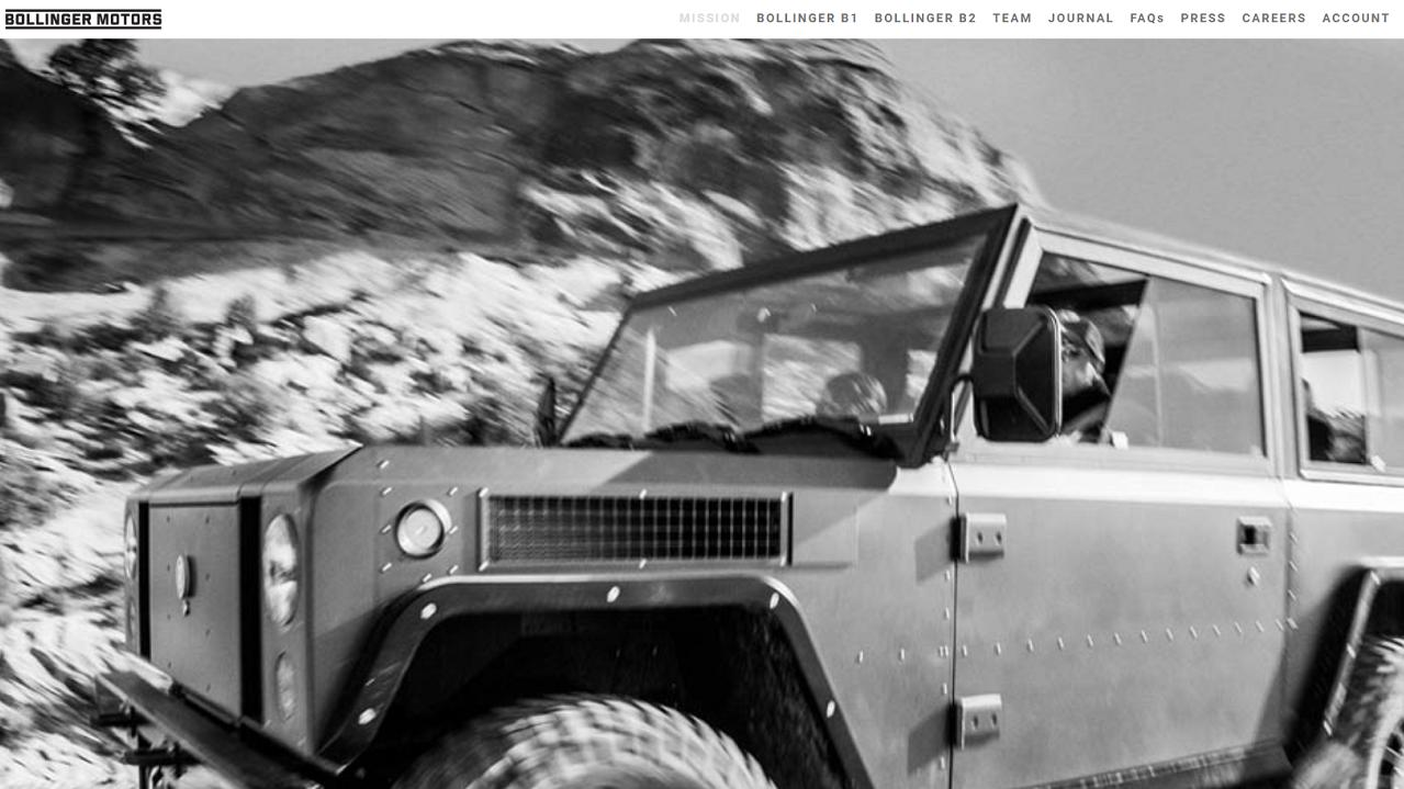 Bollinger Motors CEO Robert Bollinger discusses creating the world's only Class 3 electric truck, Tesla's botched e-truck unveiling Friday and Bollinger funding his company by selling his Tesla shares.