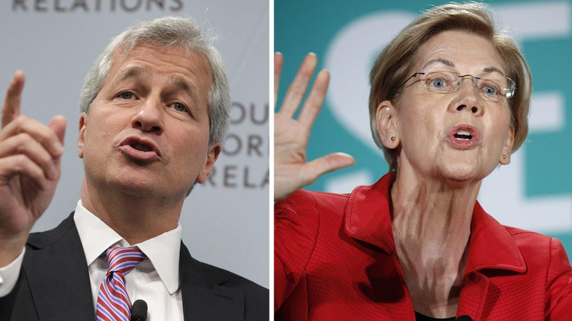 FOX Business' Stuart Varney's on the future of American business as Sen. Elizabeth Warren stakes her campaign on wealth taxes and Jamie Dimon's pushback against the Democratic candidate.