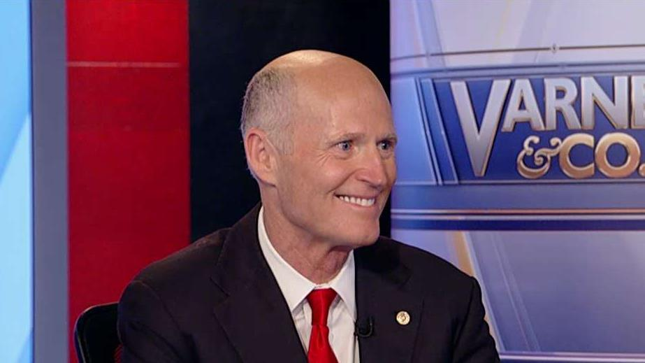 Sen. Rick Scott (R-Fla.) discusses President Trump's rally in Broward County and the increasing importance of Florida as people flee there from high-tax northern states.