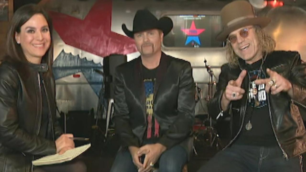 Big & Rich's Big Kenny and John Rich sit down with FOX Business' Jackie DeAngelis to talk about how their loyal fan base helped them start a business.
