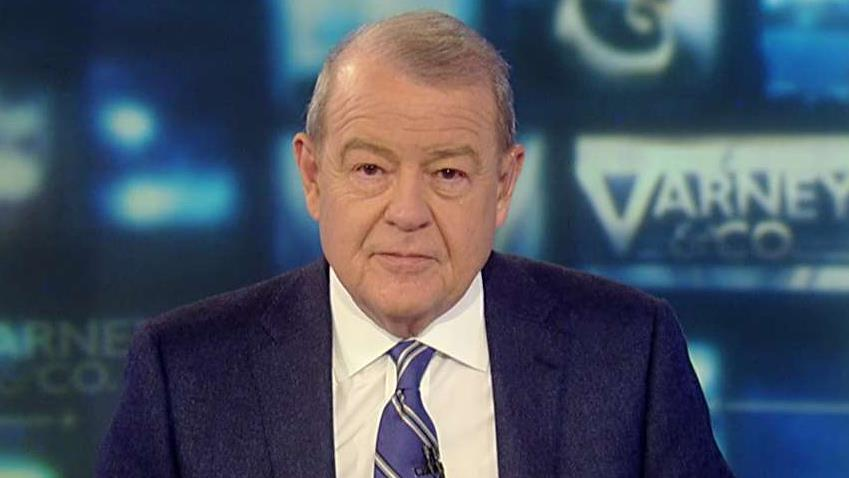 FOX Business' Stuart Varney sounds off on Bernie Sanders and AOC's billion-dollar climate plan.