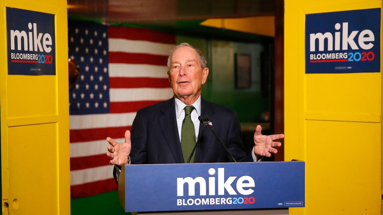 2020 presidential candidate Michael Bloomberg publicly apologized for implementing 'stop and frisk' policy.