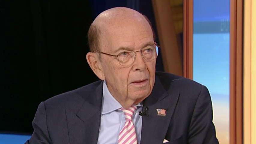 Commerce Secretary Wilbur Ross discusses the Federal Reserve's decision to cut rates for the third time this year.