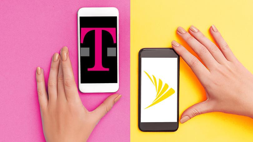 FOX Business' Charlie Gasparino discusses the T-Mobile-Sprint deal and reports on the news that Texas and Nevada attorneys general, who previously were against the deal, now support it.