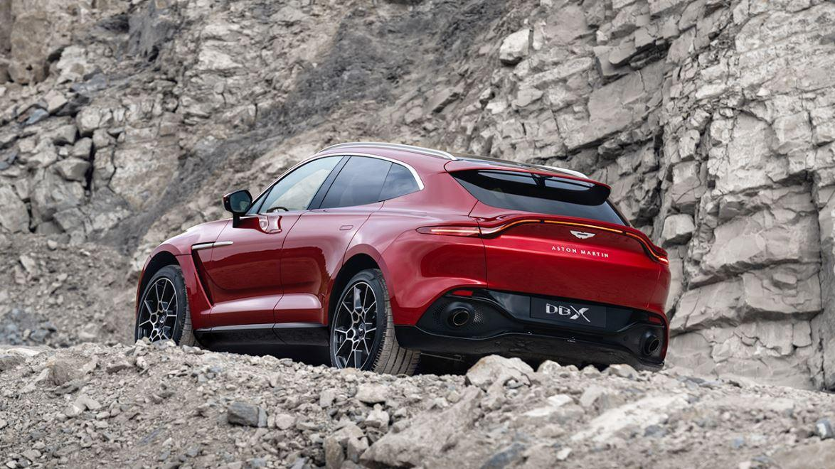 Aston Martin launches its first SUV which takes input from a female advisory board to cater to women buyers. FOX Business' Cheryl Casone with more.