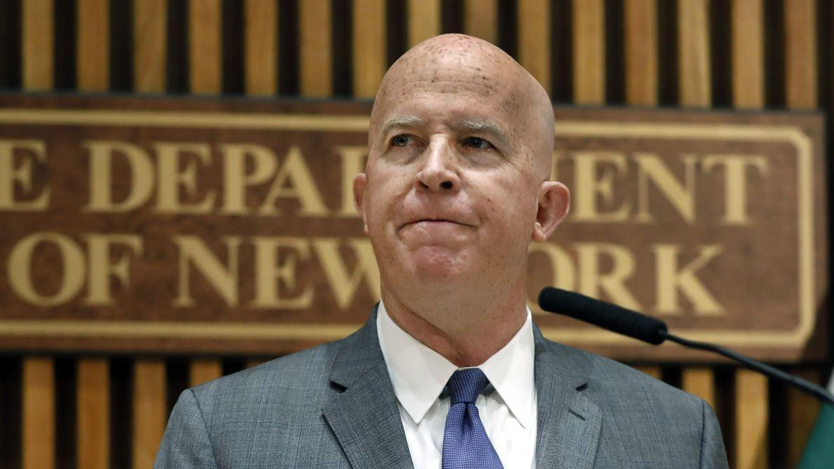 New York City police commissioner James O'Neill resigns after three years of service following the city's new rule eliminating bail and releasing 900 inmates to New York City streets. FOX Business' Maria Bartiromo and Dagen McDowell with more.