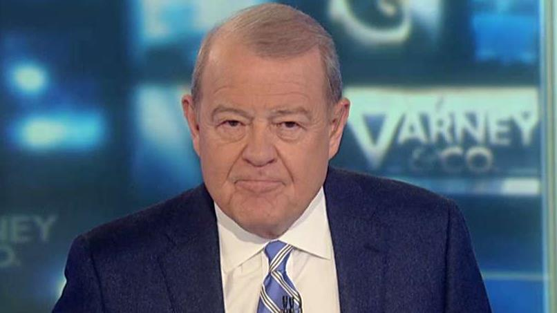 FOX Business' Stuart Varney on China's carbon emissions canceling out U.S. efforts.