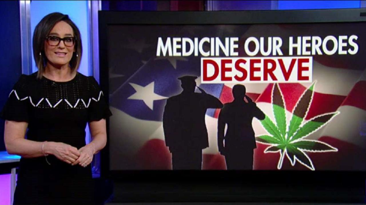 Kennedy gives her opinion on marijuana prohibition, especially how it impacts veterans. Then, former U.S. Air Force Combat Veteran Joshua Littrell speaks on the topic and says cannabis saved his life.