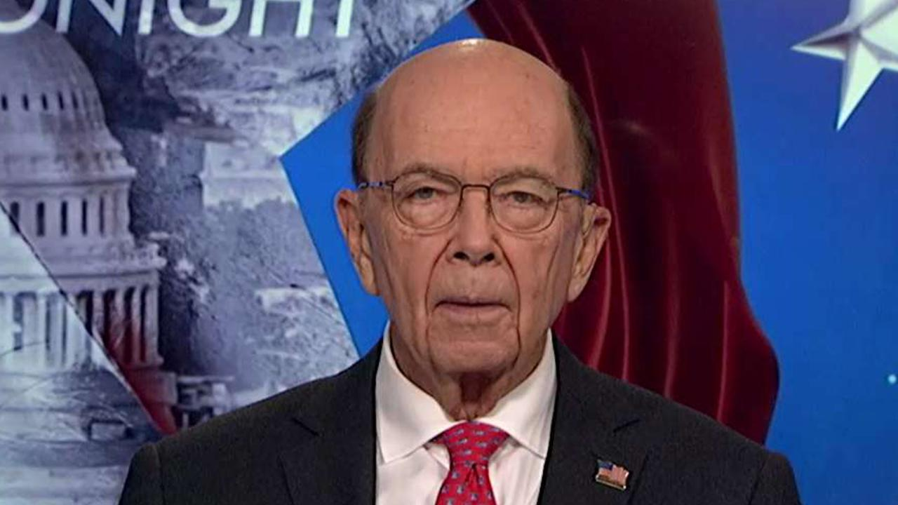 U.S. Commerce Secretary Wilbur Ross discusses extensions for Huawei and ZTE and says 'these are not extensions that make life pleasant.'