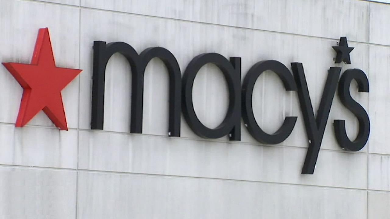 Fox Business Briefs: Hackers may have accessed the personal information of a small number of Macy's customers during online checkout.