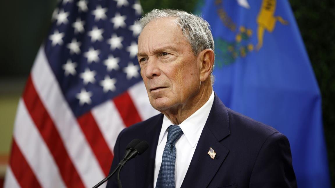 The New Voice founder Herman Cain discusses the Democratic presidential race as Michael Bloomberg enters the fray, how he will be perceived by voters, and the split Bloomberg could cause in the Democratic Party.
