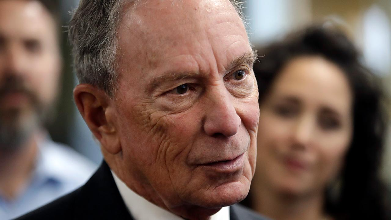 FOX Business' Charlie Gasparino gives his exclusive insights on former New York City Mayor Michael Bloomberg and points to lack of support from African-Americans and disdain for the rich as potential obstacles for Bloomberg.