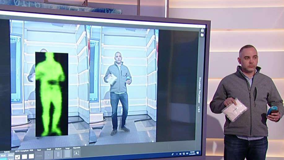 Thruvision U.S. operations head Kevin Gramer breaks down how the company is working with CBP to detect concealed items through new body heat cameras.