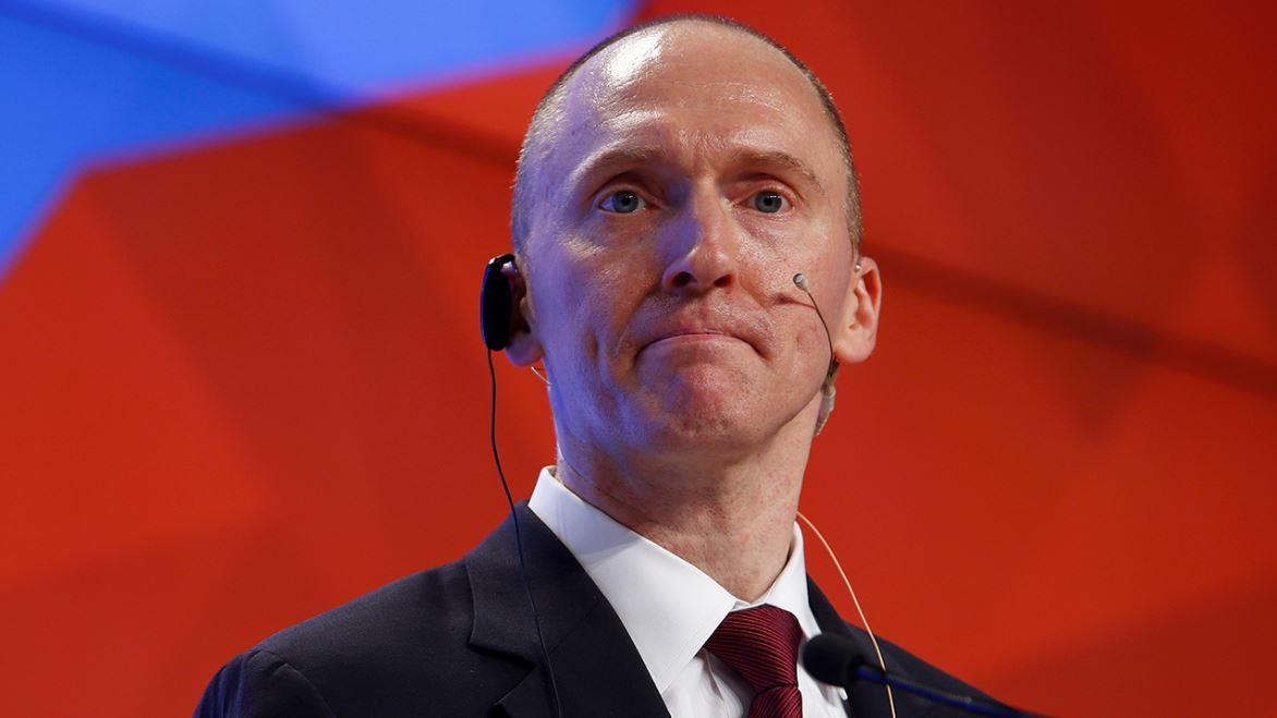 Former foreign policy adviser Carter Page discusses reports of an FBI employee altering documents in the 2016 Russia probe.