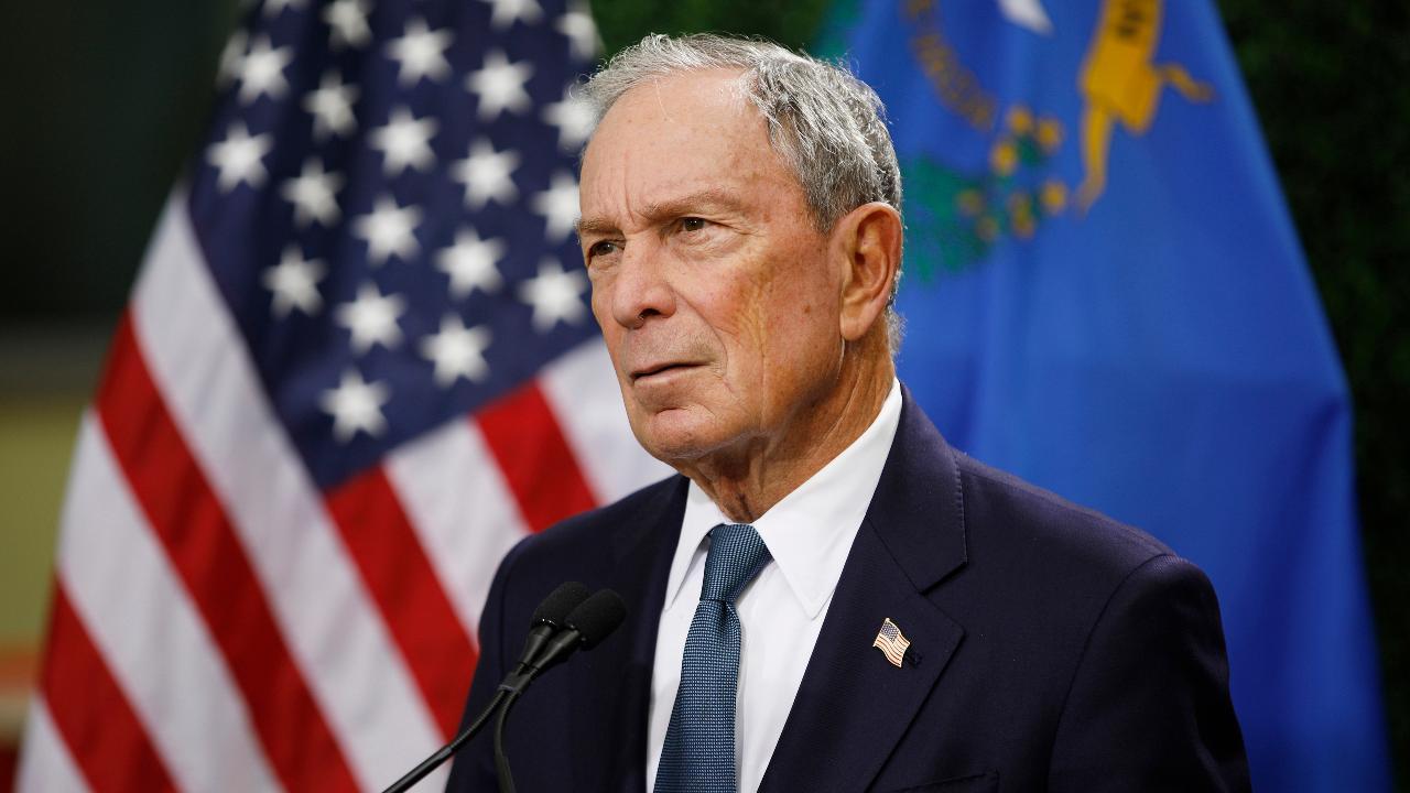 Bloomberg campaign adviser Doug Schoen discusses former vice president Joe Biden and former New York City Mayor Michael Bloomberg running for president in 2020.