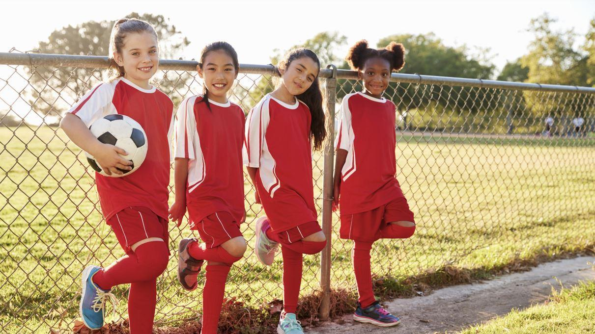 Family medicine doctor Dr. Mikhail Varshavski discusses a study finding girls soccer has the second-highest concussion rate of any sport and the difference in approach to concussion in boys and girls sports.