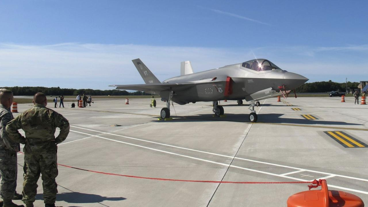 "Lockheed Martin chief test pilot Alan Norman discusses the Pentagon's purchase of 478 F-35 fighter jets and the ability of the airframe to adapt to new demands, remaining relevant ""for decades to come."""