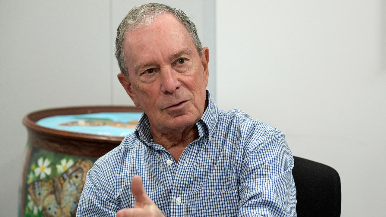 FOX Business' Charlie Gasparino discusses the odds former New York City Mayor Michael Bloomberg will actually run for president in 2020.