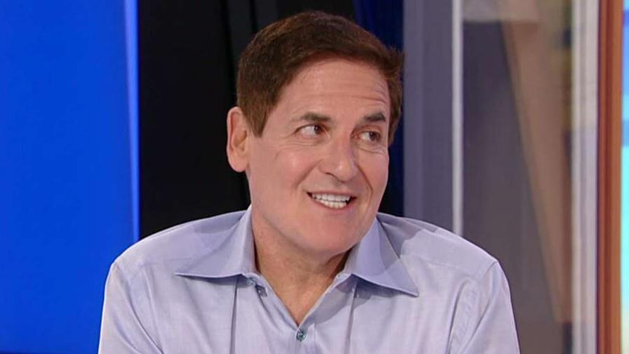 Billionaire Mark Cuban discusses the fastest growing industries and the streaming wars.