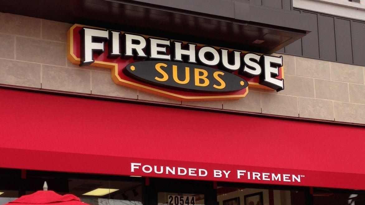 Firehouse Subs CEO Don Fox discusses his company's American success story, the online food delivery services, and the expansion of the sandwich chain.