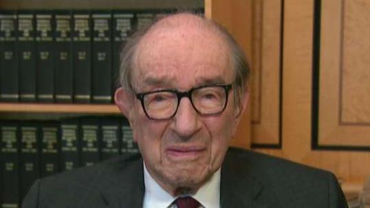 Former Federal Reserve Chairman Alan Greenspan provides insight into China trade and the state of the U.S. economy.