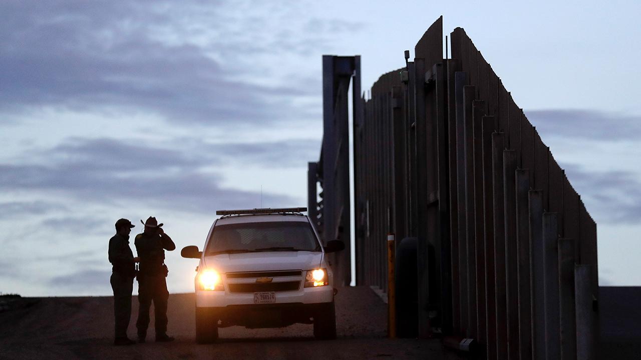Rep. Brian Babin (R-TX) responds to Democrats calling U.S. borders 'inhumane.'