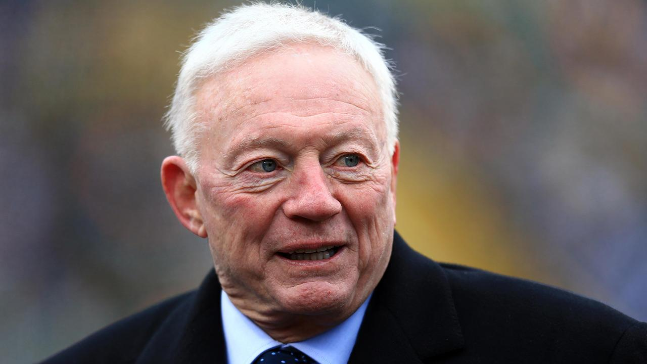 FOX Business' Dagen McDowell and Cheryl Casone discuss the Dallas Cowboys' crushing defeat against the Buffalo Bills and Jerry Jones' sore reaction.