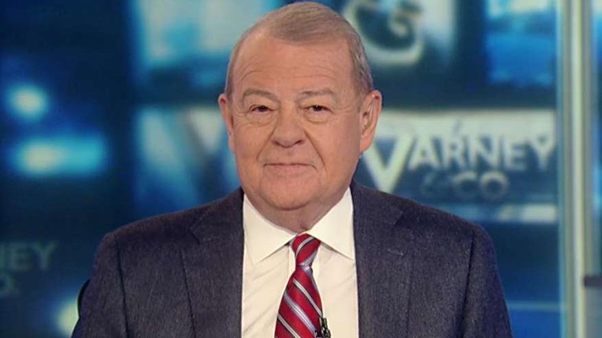 FOX Business' Stuart Varney on President Trump's nationwide outreach, while elites cling to the coasts.