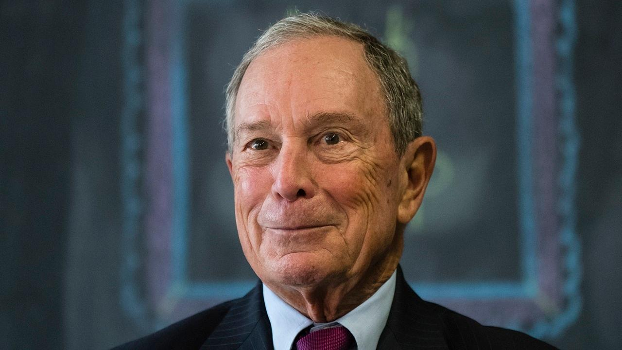 Former Bush 43 senior adviser Brad Blakeman discusses former New York City Mayor Michael Bloomberg's decision to run in the 2020 presidential election.