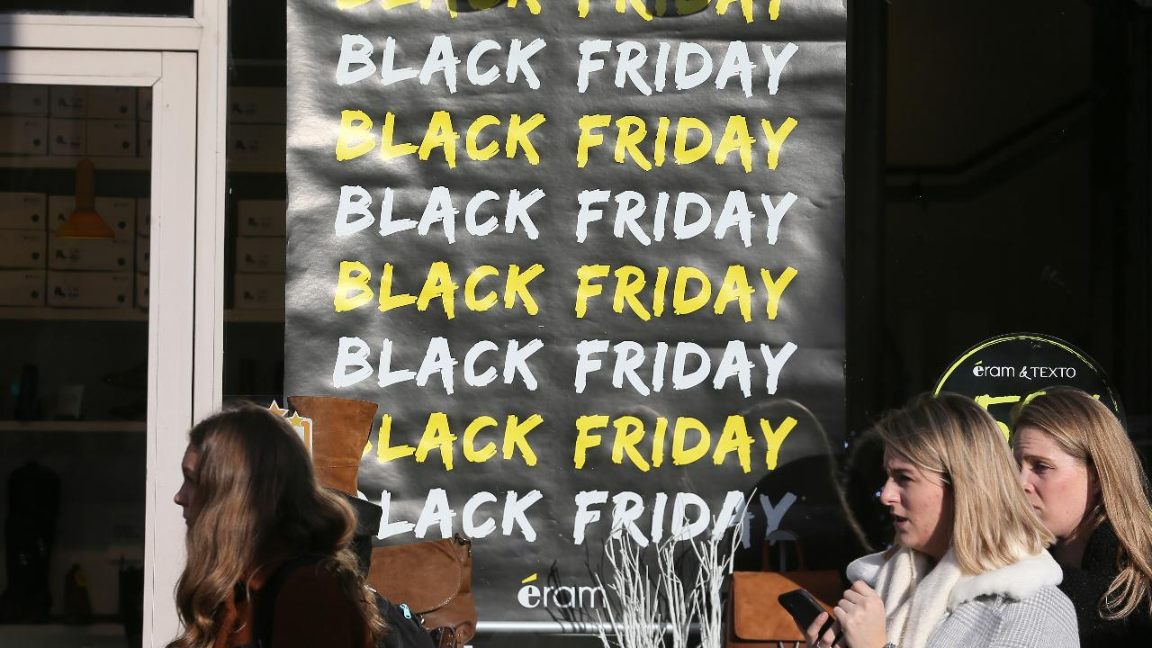 Adobe VP of commerce product and platform Jason Woosley discusses Black Friday in-store and online shopping trends.