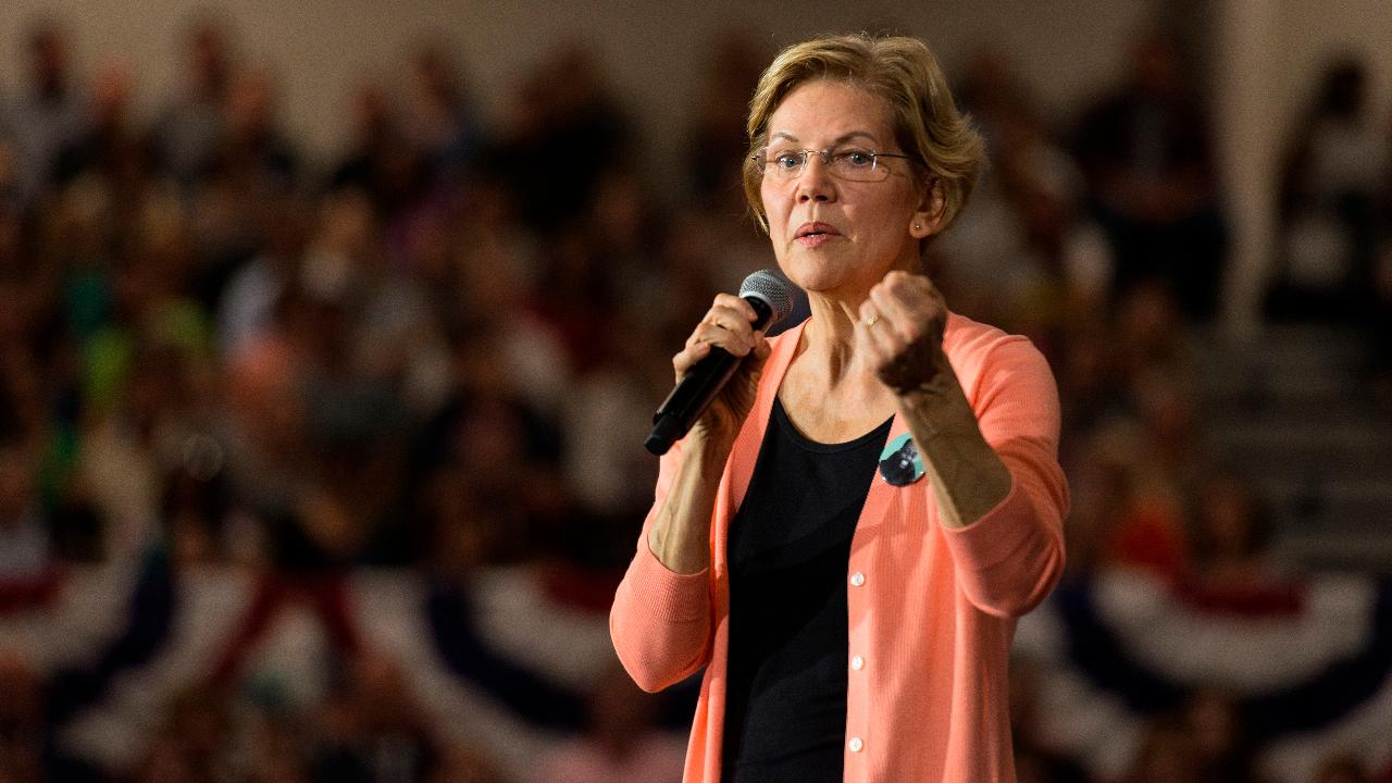 Cornerstone Macro Policy Research Andy Laperriere discusses how Elizabeth Warren's tax plans will impact the markets and the cost of Medicare-for-all.