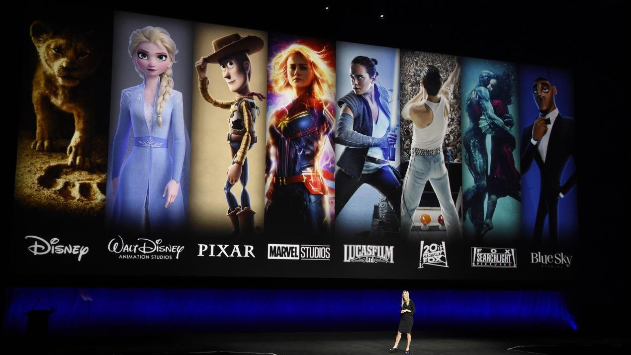 Fox News' Brett Larson discusses the shakeup in the streaming war as Disney's streaming service hits the market.