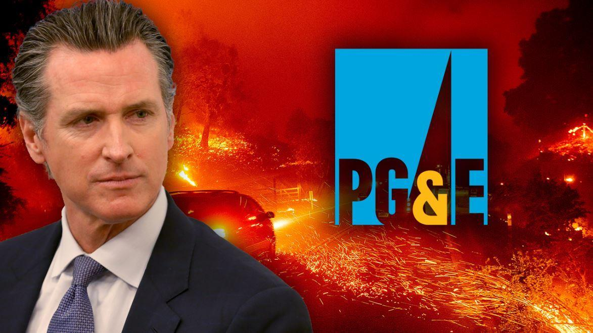 FOX Business' Stuart Varney on California Governor Gavin Newsom's condemnation of utility company PG&E despite his receiving $227,000 in campaign contributions from them.