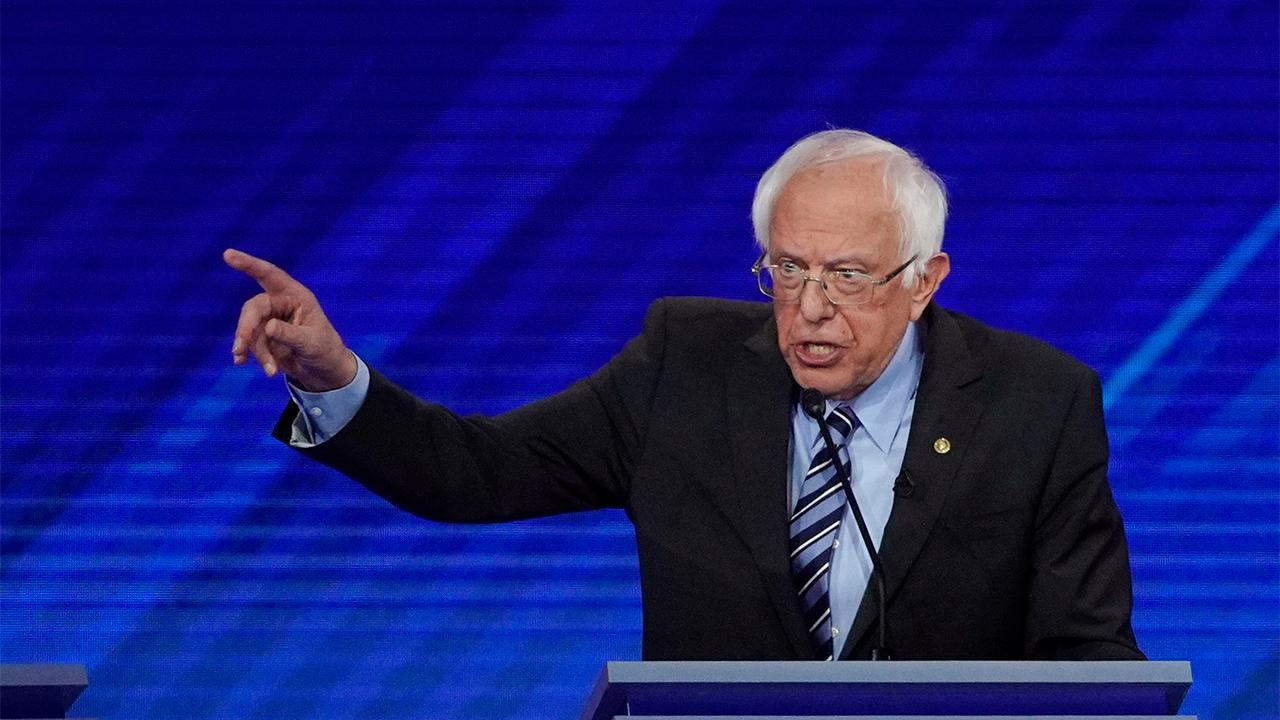 LendingTree chief economist Tendayi Kapfidze and author Kristin Tate discuss why Sen. Bernie Sanders' 4-percent tax proposal on certain income brackets could hurt the economy.