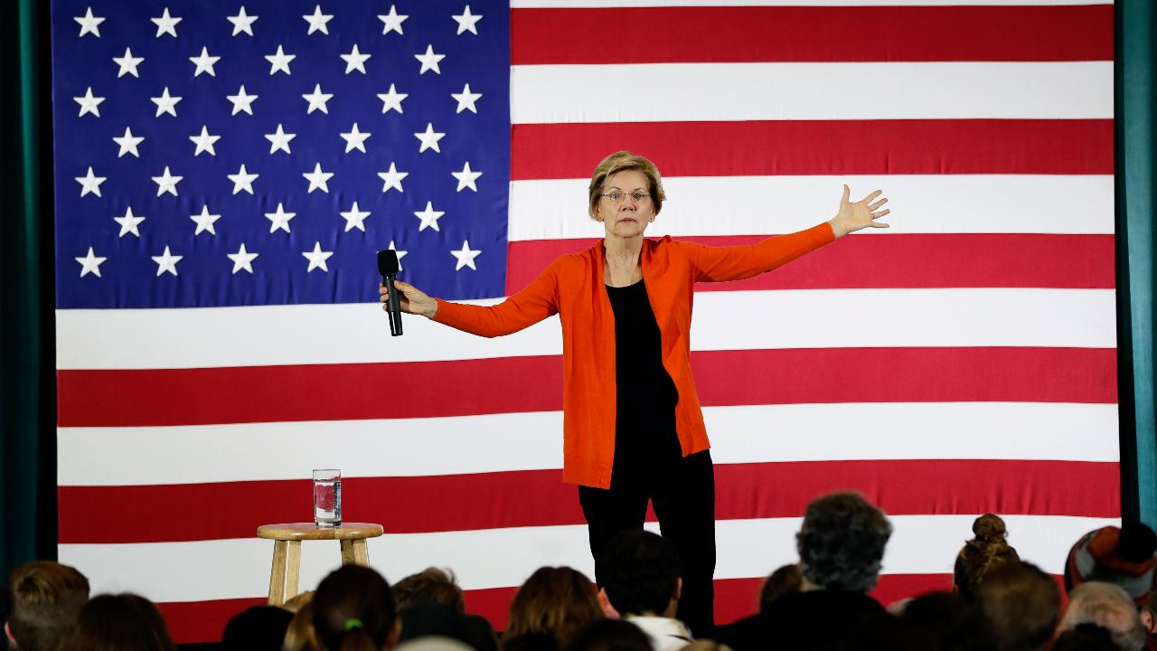 Payne Capital Management President Ryan Payne argues an Elizabeth Warren presidency isn't a big deal for the markets.