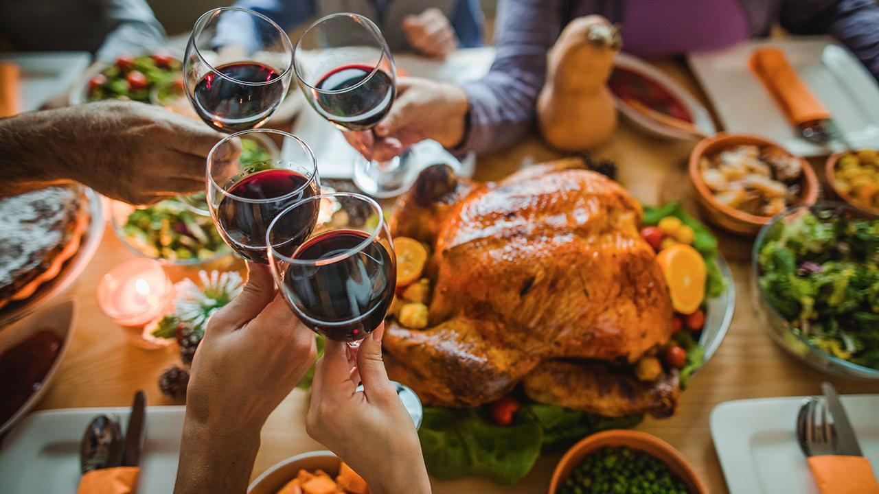 Deuxave and Boston Chops owner and chef Chris Coombs says less people are having traditional holiday dinners at home and his restaurant fed over 1,000 people yesterday.