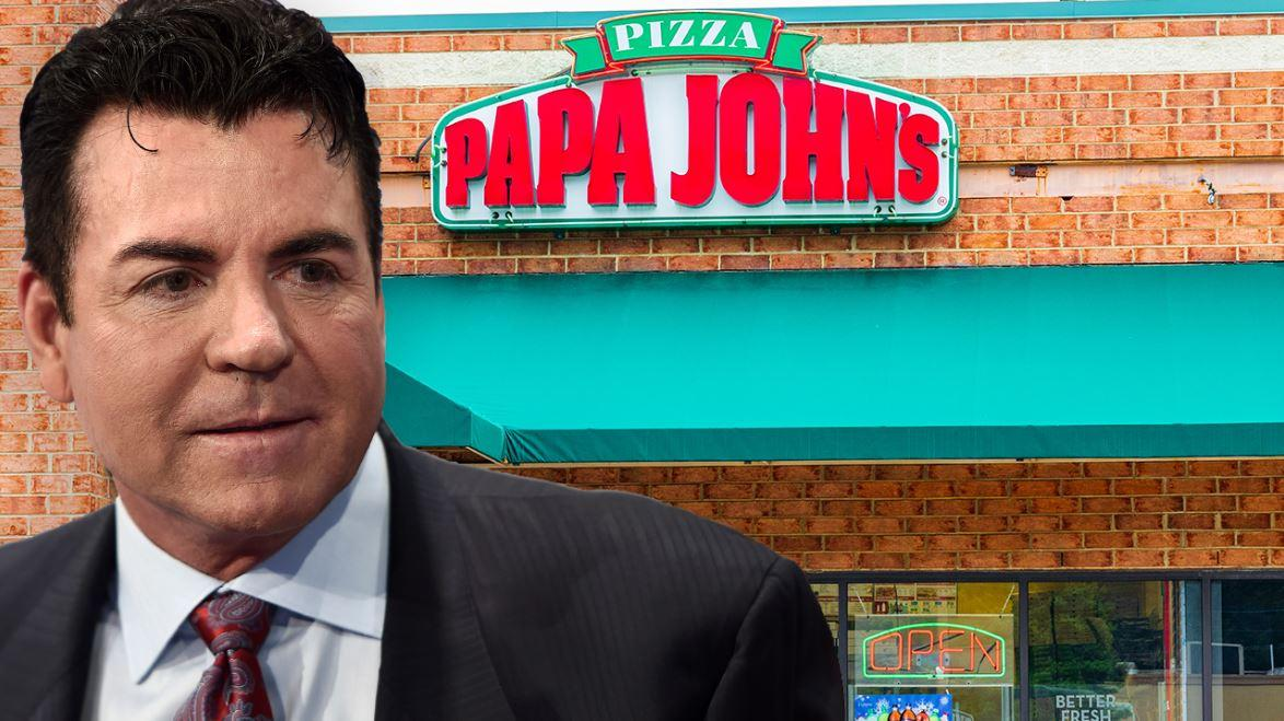Papa John's founder John Schnatter discusses his decision to sell more than one-third of his shares in the company and the departure of its CIO.