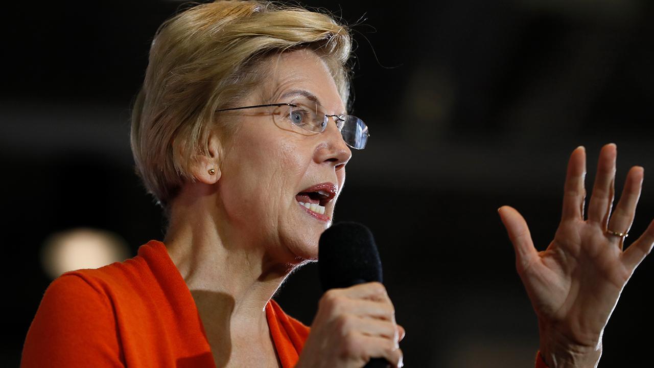 Economist Donald Luskin weighs in on Sen. Elizabeth Warren (D-Mass.) and her potential wealth tax.