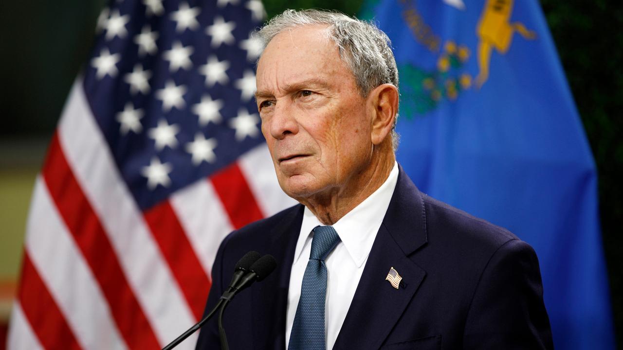 FOX Business' Stuart Varney on former New York City Mayor Michael Bloomberg entering the 2020 presidential race.