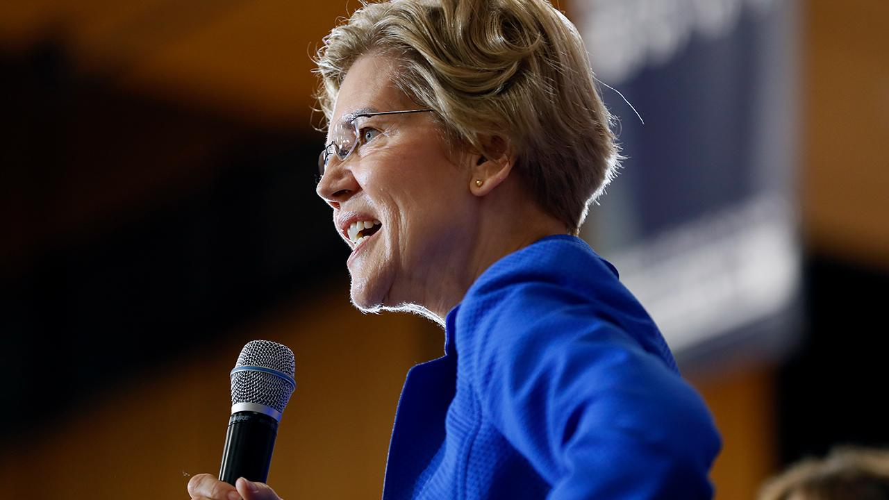 FOX Business' Hillary Vaughn reports on 2020 Democratic candidate Sen. Elizabeth Warren's newly released Medicare-for-all plan, which will cost $52 trillion. Then, Forbes Media chairman Steve Forbes joins to react to the plan and Warren's promise of not raising taxes on the middle class.