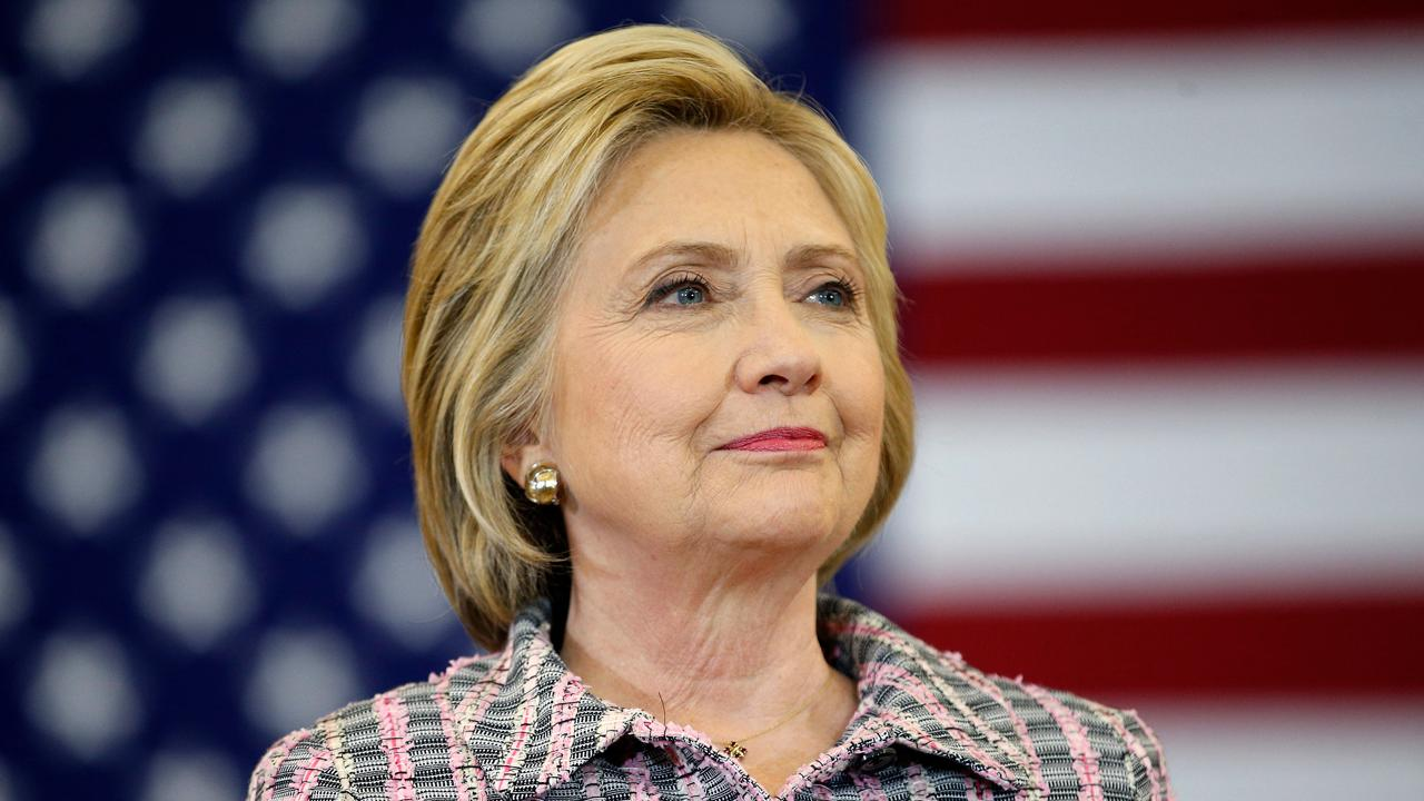 FOX Business' Stuart Varney on the probability of Hillary Clinton running in 2020.