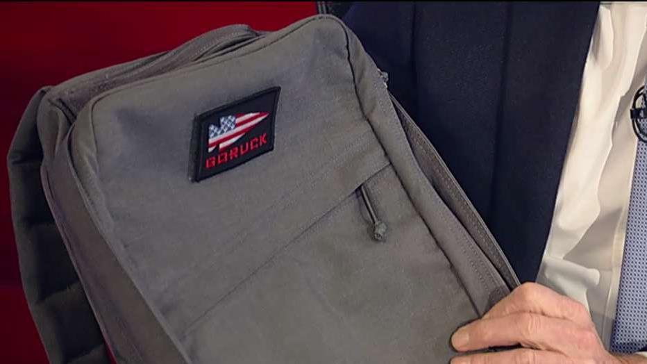 GORUCK CEO and founder Jason McCarthy talks about his American-made, veteran-owned, durable rucksack company.