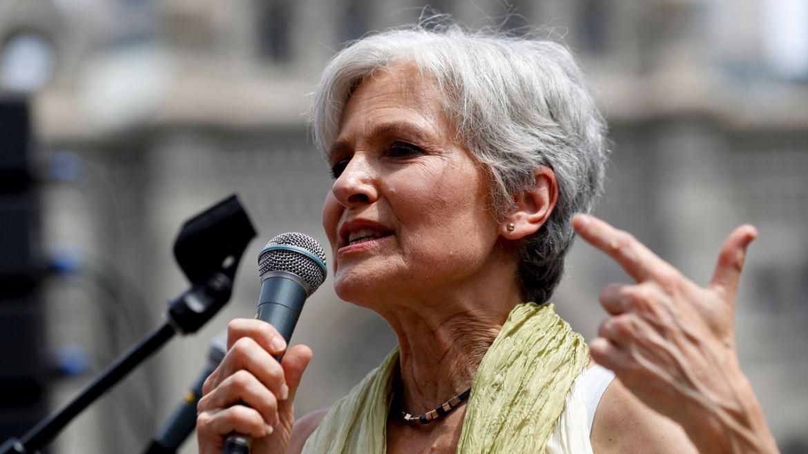 2016 Green Party presidential candidate Jill Stein discusses the 2016 presidential elections, Michael Bloomberg's potential entry into the 2020 Democratic field, her fight to build an alternative party, her desire for government-run health care, and Trump's performance so far in key battleground states.