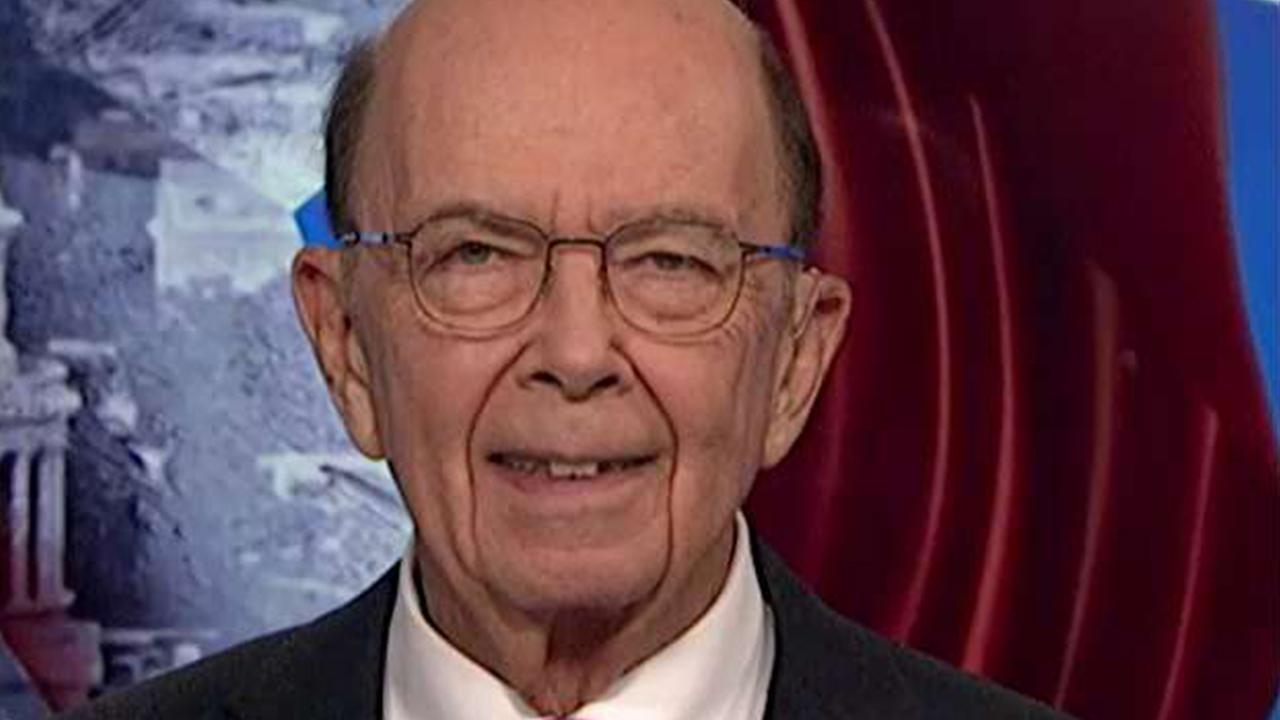 U.S. Commerce Secretary Wilbur Ross joins FOX Business to discuss how the U.S.-China trade talks are progressing and says trade negotiators are not discouraged by China reneging on some previous agreements, such as farm purchases.
